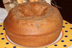 Um bolo que nos traz à memória a nossa infância sabores das nossas avós