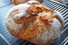 Aprenda a fazer Pão Caseiro é tão fácil