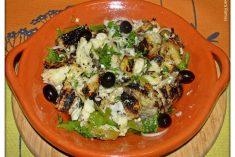 Bacalhau Assado com Pimentos