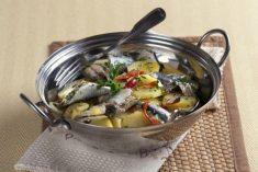 Caldeirada de sardinhas