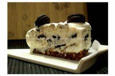 Receita Cheesecake de Oreo