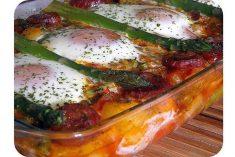 Ovos no forno à espanhola
