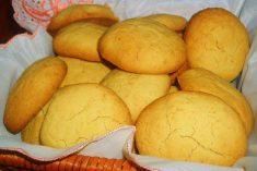 Biscoitos de mel São uma delicia para acompanhar com um chá ou um café