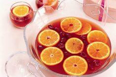 Sangria de Champanhe, aprenda a receita
