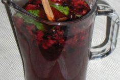 Sangria de Frutos Silvestres