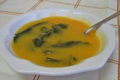 Sopa de Legumes com Espinafre