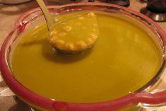 Sopa de Legumes e Grão