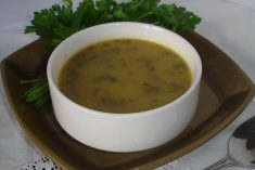 Sopa de Salsa da Bisavó