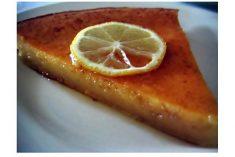 Tarte de limão à brasileira