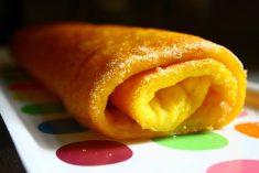 Receita deliciosa Torta de laranja