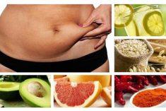 7 Alimentos que queimam gordura naturalmente! Inclua-os na sua alimentação e perca peso!