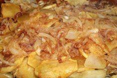 Bacalhau à Algarvia uma receita que vai deliciar os amantes de bacalhau