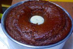 Bolo de Chocolate este bolo é uma verdadeira perdição