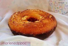 O melhor bolo de coco