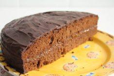 Bolo delicia de chocolate Austríaco ( Sachertorte)