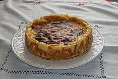 Flan pâtissier sans pâte (sem massa)