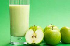 Misture aveia maçã e limão receita excelente para perder peso
