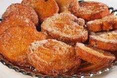 Rabanadas no forno sem necessidade de fritar mais macias e mais suculentas