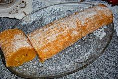 Torta de cenoura esta receita é uma delícia