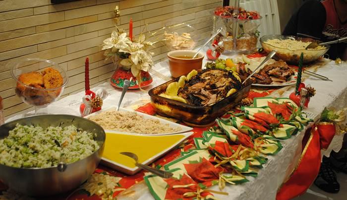 8 Dicas Top para o Jantar de Natal