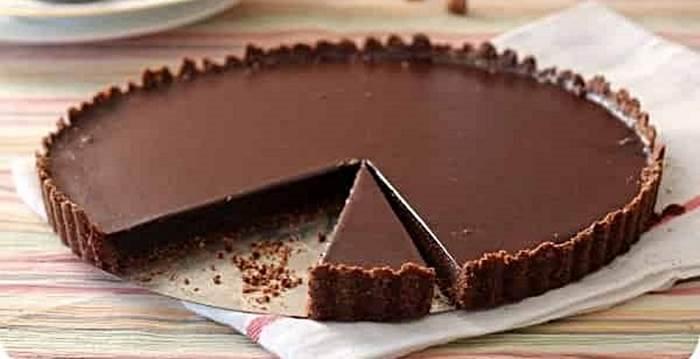 Tarte Chocolate