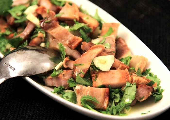 Salada de entremeada Alentejana