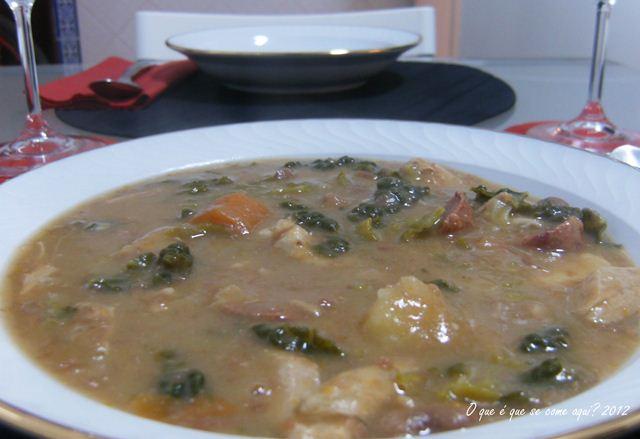 Sopa da mãe