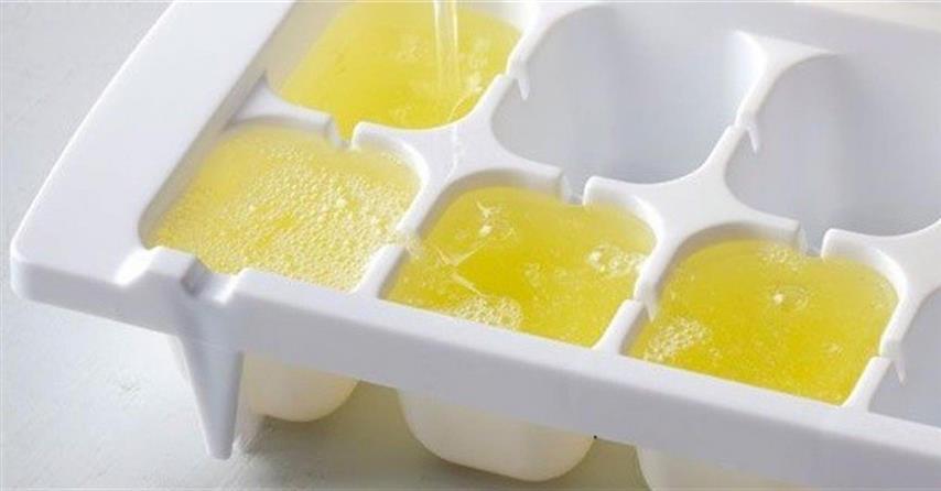 Gelo de gengibre, o ideal para este verão. Elimina até 5 Kg por mês