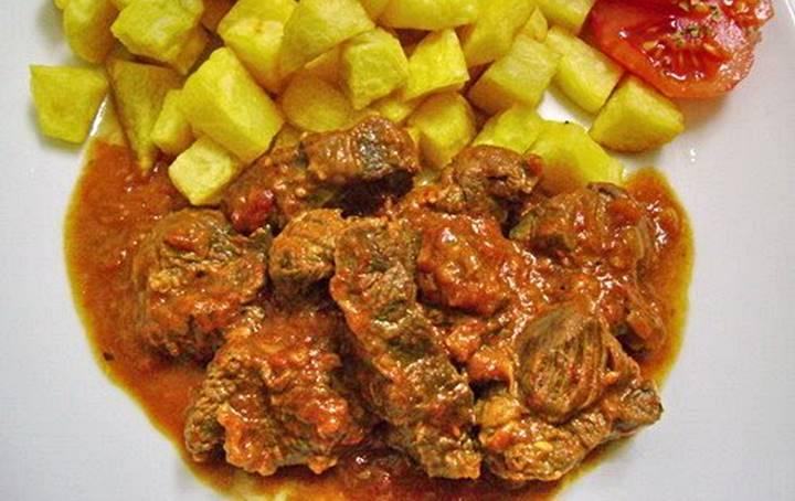 Carne de Tomatada
