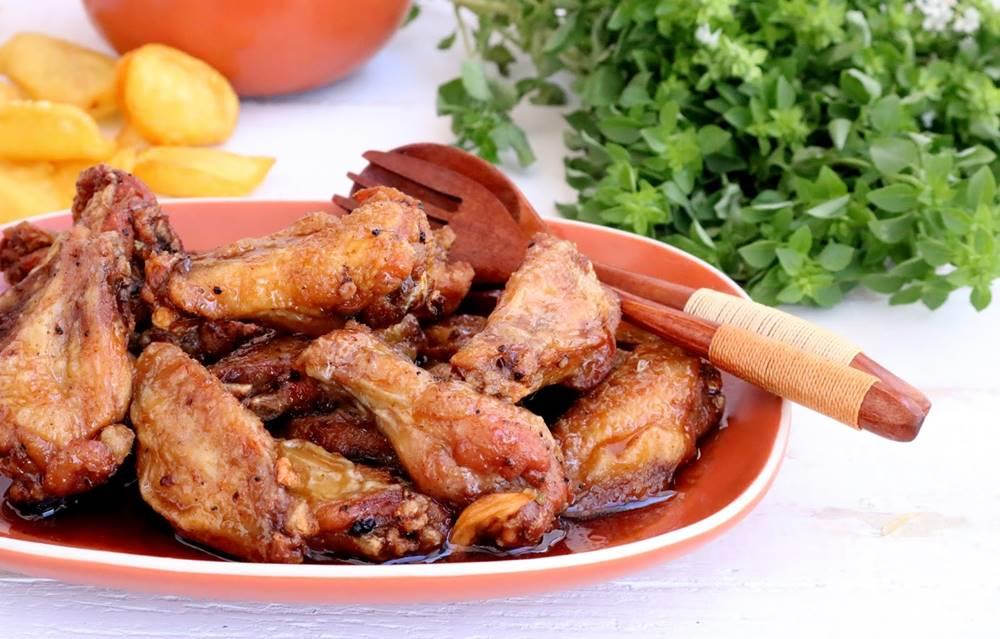 A minha receita preferida de frango experimente e diga se não é uma maravilha